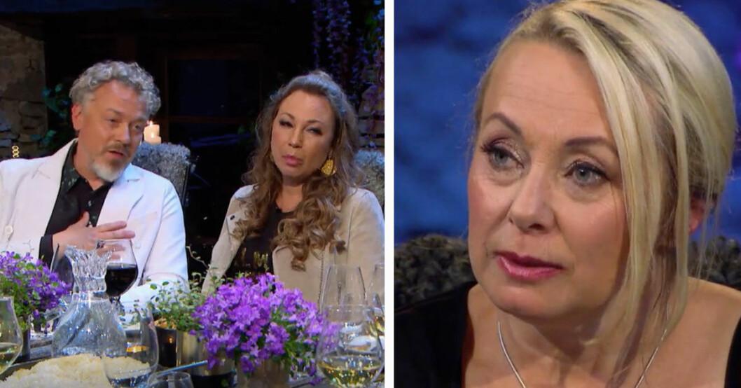 Louise Hoffsten om ändringarna i Så mycket bättre för henne och Charlotte Perrelli.