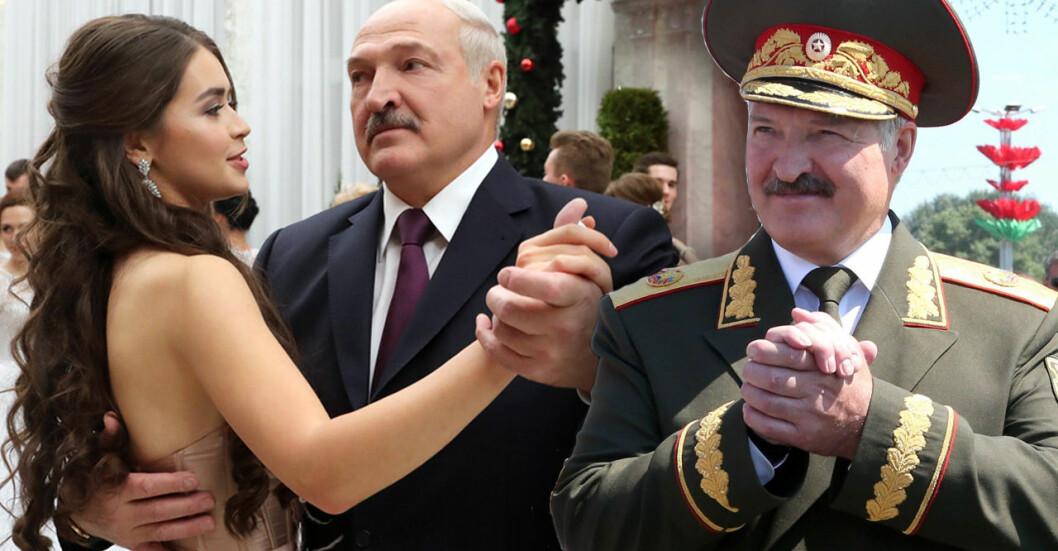 Europas siste diktator har förfört många kvinnor genom åren.