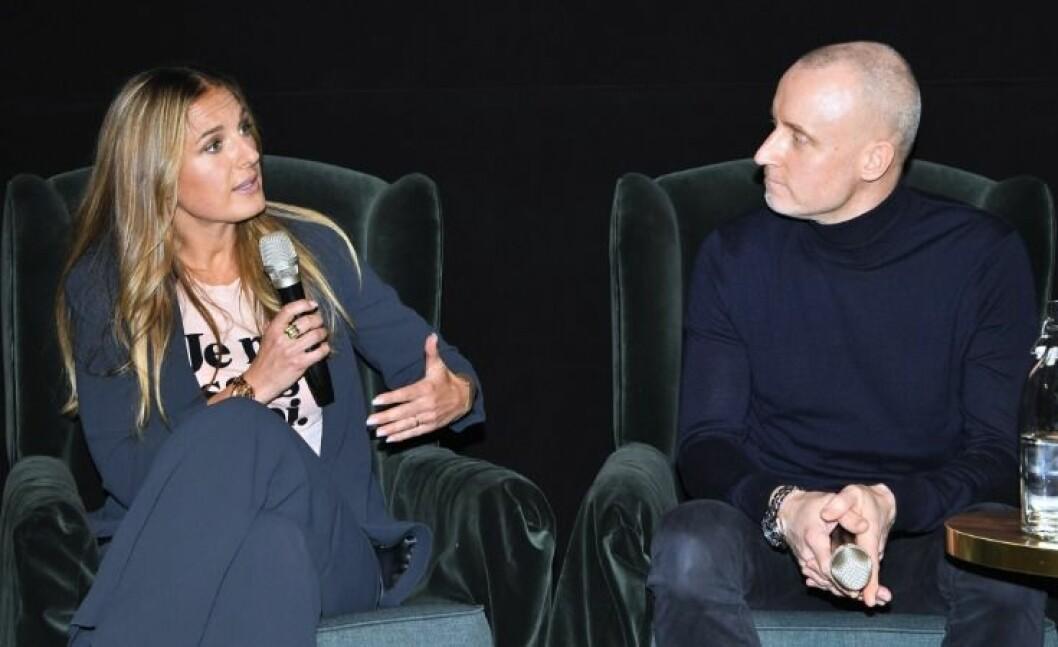 Magdalena Kowalczyk och Magnus Hedberg berättar om nya säsongen av Lyxfällan