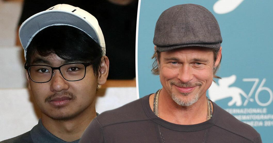 Maddox Jolie-Pitt om relationen med sin pappa Brad Pitt.