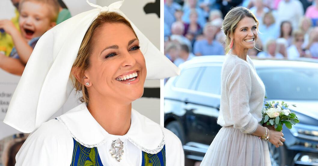 Prinsessan Madeleines succé efter oväntade karriärbeslutet