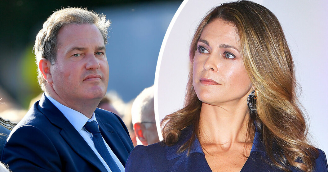 Hemliga avtalet mellan prinsessan Madeleine och Chris O'Neill