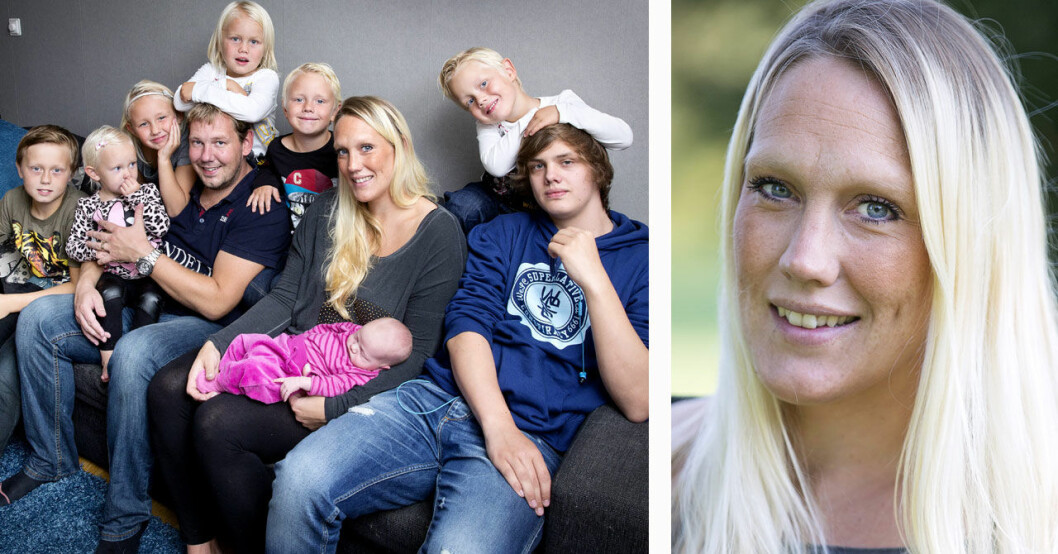 Madeleine Ilmrud från Familjen annorlunda