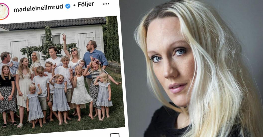 Madeleine Ilmrud om dotterns plötsliga olycka – egna orden efter läkarens beslut