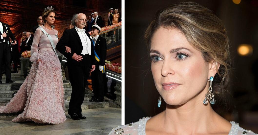 Hovets besked: Därför är det oklart om prinsessan Madeleine närvarar på Nobelfesten