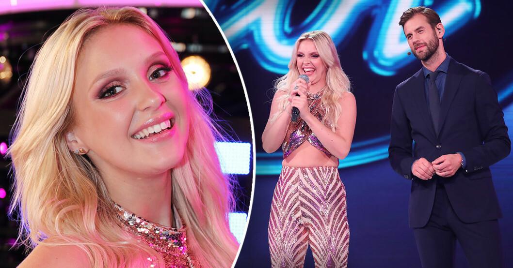 Madelief Termaten i Idol 2019