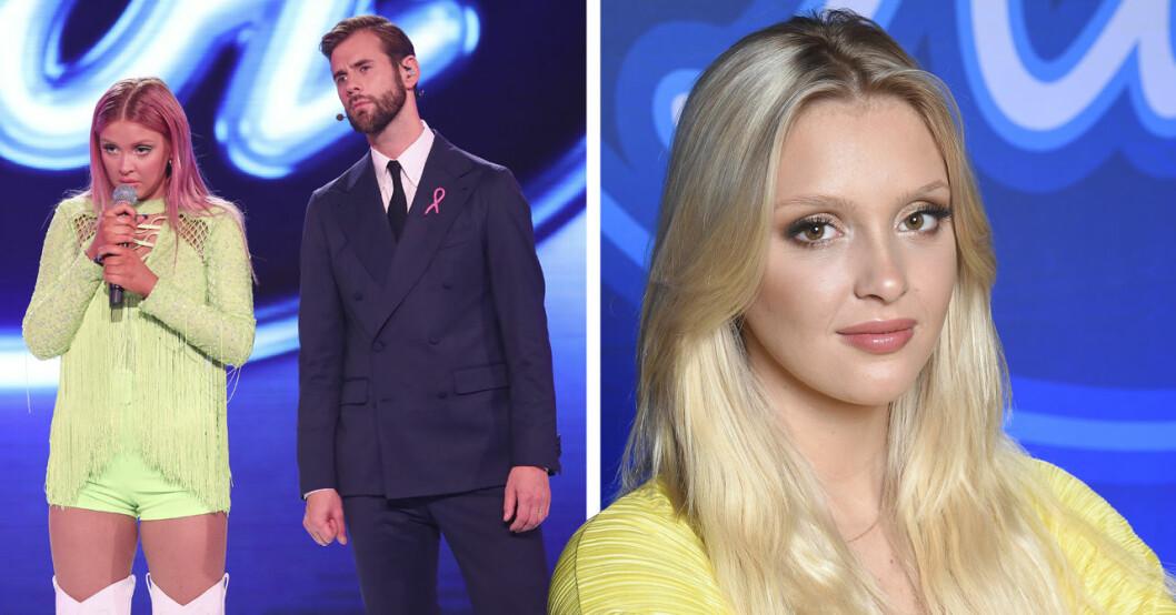 Madelief Termatens plötsliga ändring efter Idol-juryns kritik i TV4.