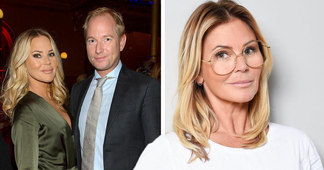 Magdalena Graafs sorg efter sambon Filip Larssons beslut