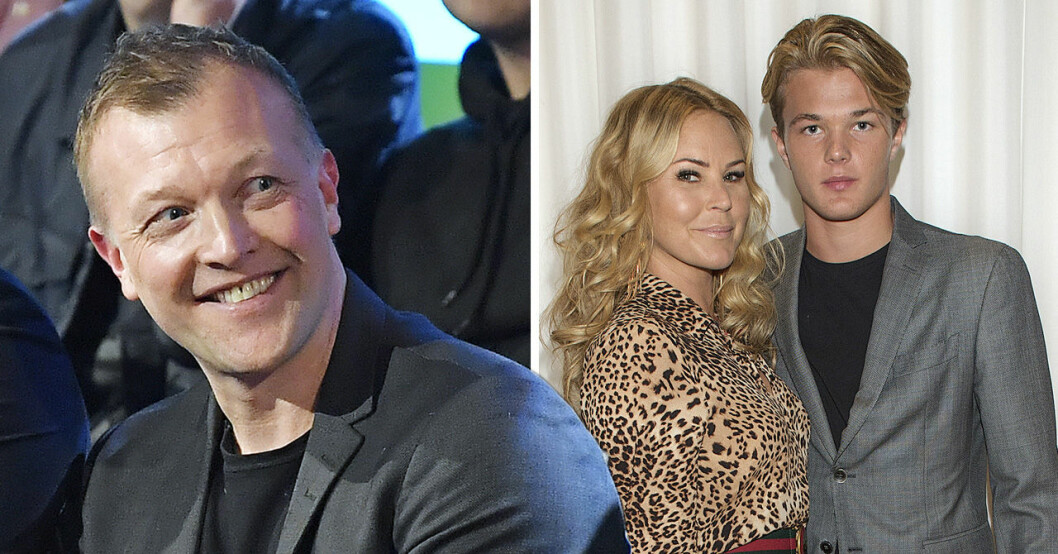 Magdalena Graaf, Magnus Hedman och Lance Hedman