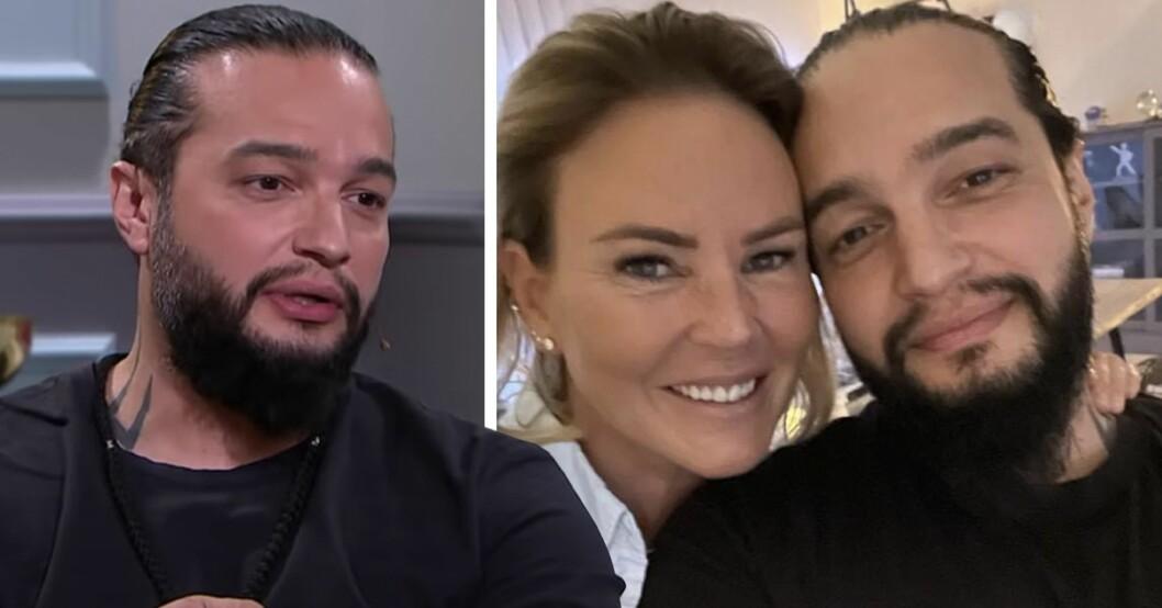 Louie Marti och Magdalena Graaf är kära