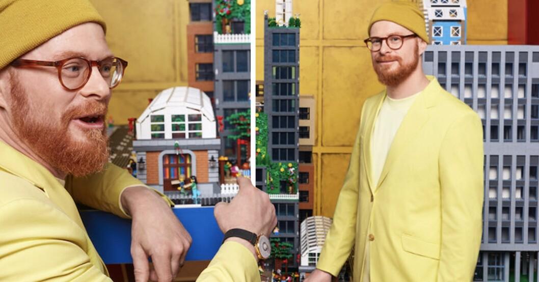 Magnus Göransson i Lego masters Sverige