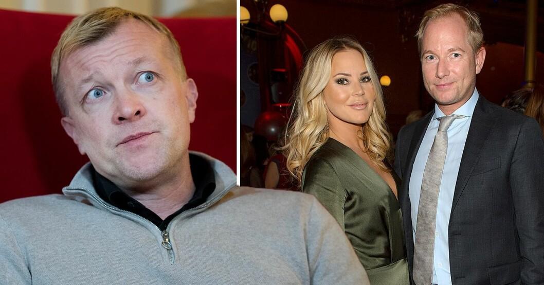 Magnus Hedman, Magdalena Graaf och Filip Larsson