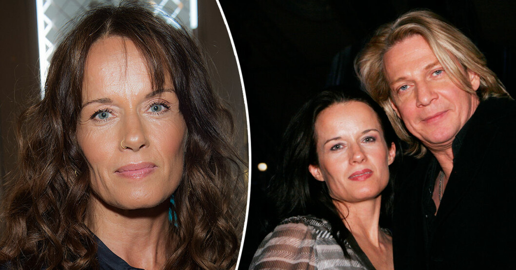 Tommy Nilsson och Malin Berghagen