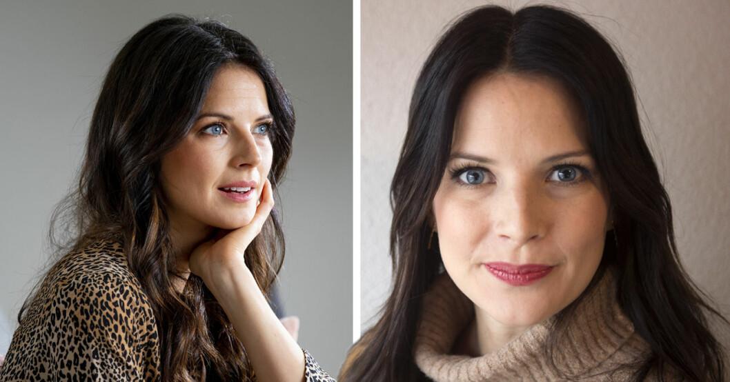 SVT-programledaren Malin Olsson talar ut om tuffa tiden efter graviditeten. Som hon tror beror på PMDS.