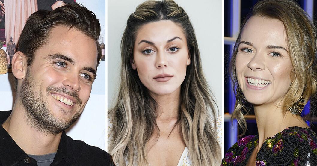 Phillipe Cohen, Bianca Ingrosso, Margaux Dietz