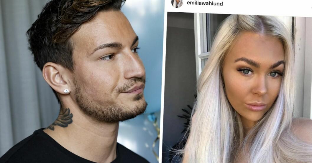 Marcelo Peñas flickvän Emilia ryter ifrån – avslöjar sanningen