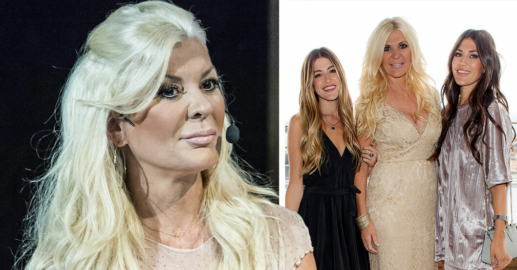 Maria Montazamis chock efter upptäckten hos dottern hanna