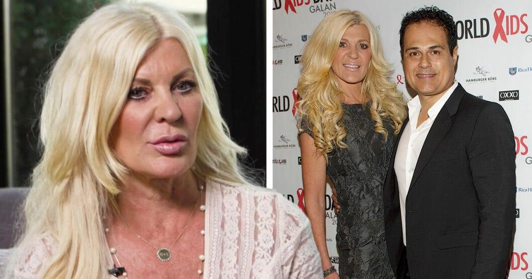 Svenska Hollywoodfrun Maria Montazami avslöjar otroheten mot maken Kamran Montazami.