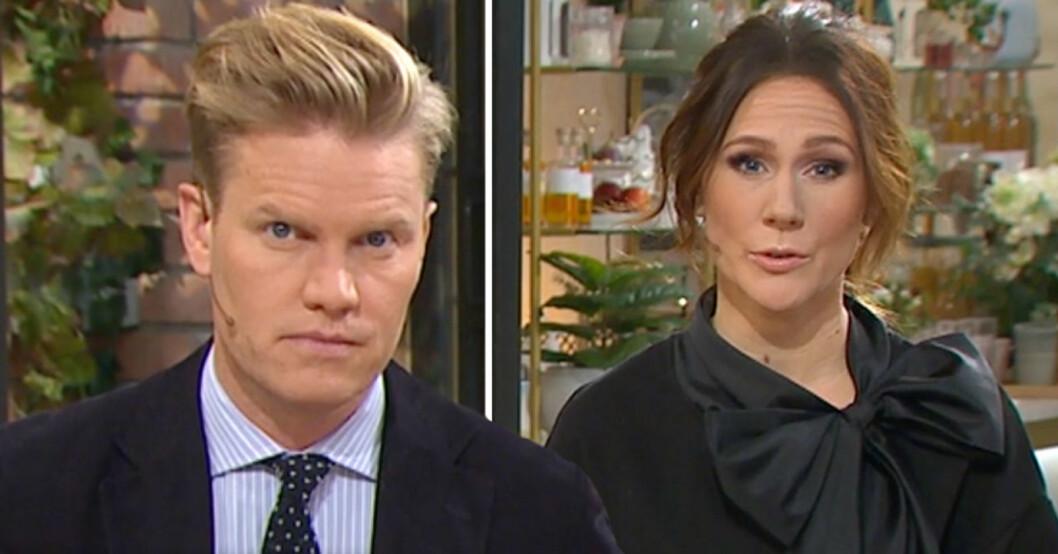 Martin och Maria i TV4B