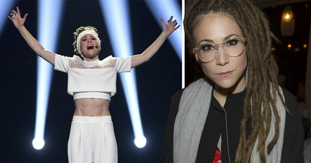 Mariette Hansson förtvivlad efter att musikvideon blev stulen.