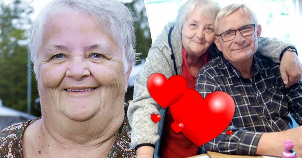 Ullared-Maritta Söderström och Lasse.