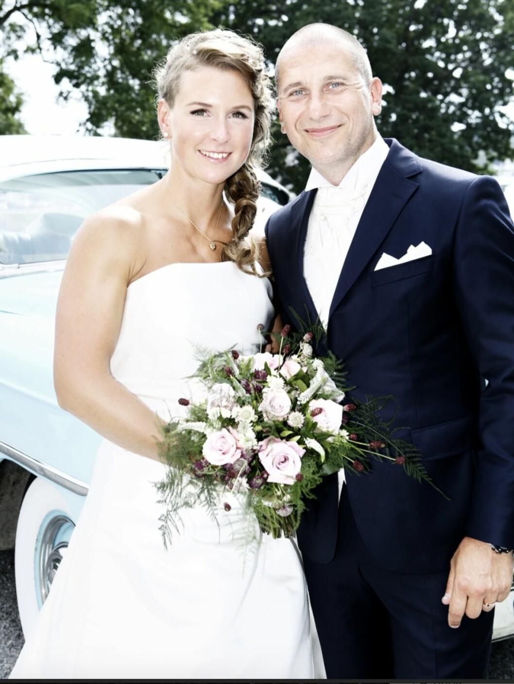 Marko och Jessica gifter sig