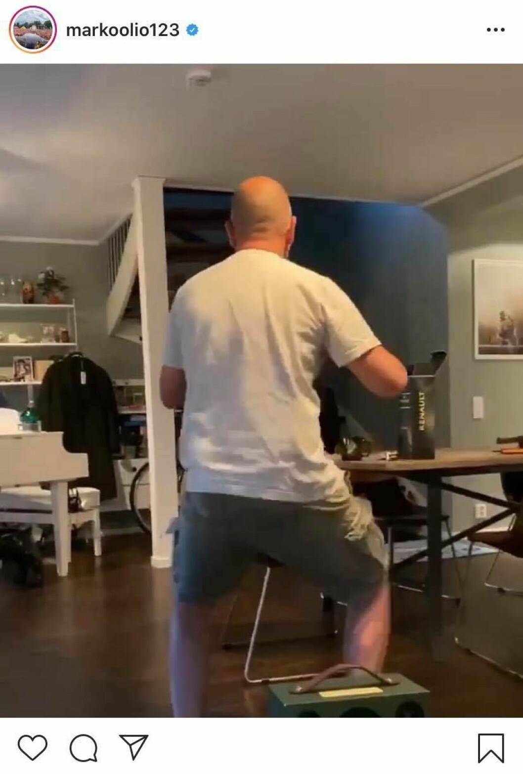 Markoolio dansar