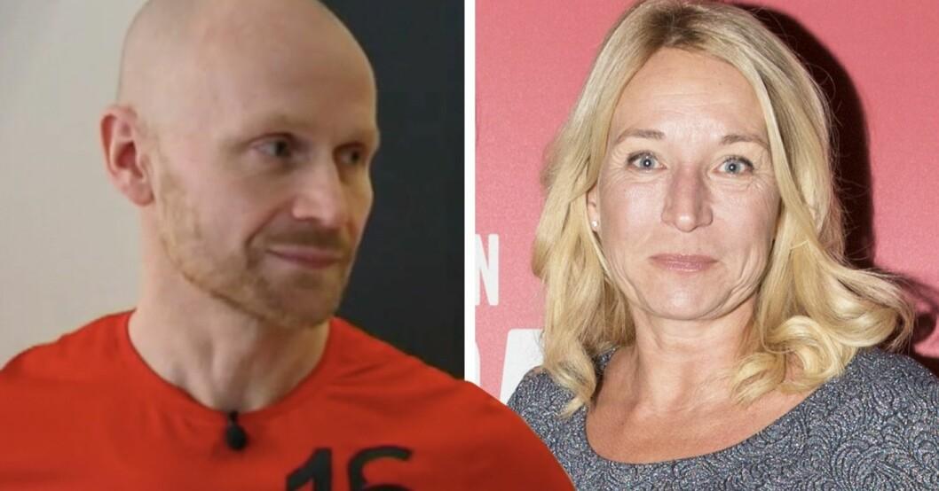 Tony Andersson & Martina Haag