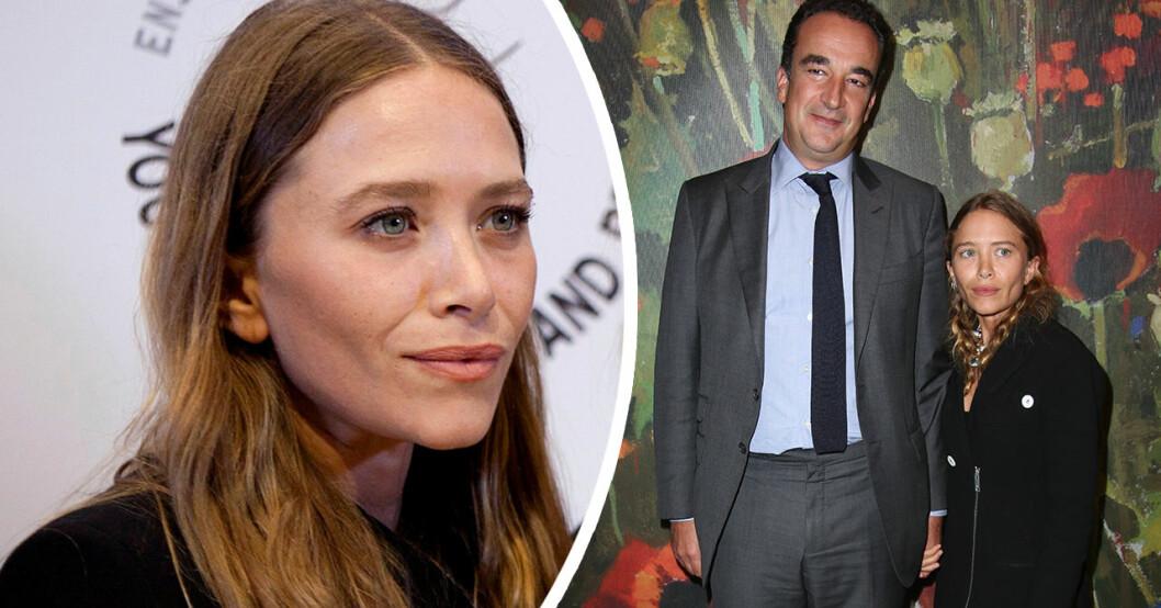 Mary-Kate Olsen skiljer sig akut – efter händelsen med maken
