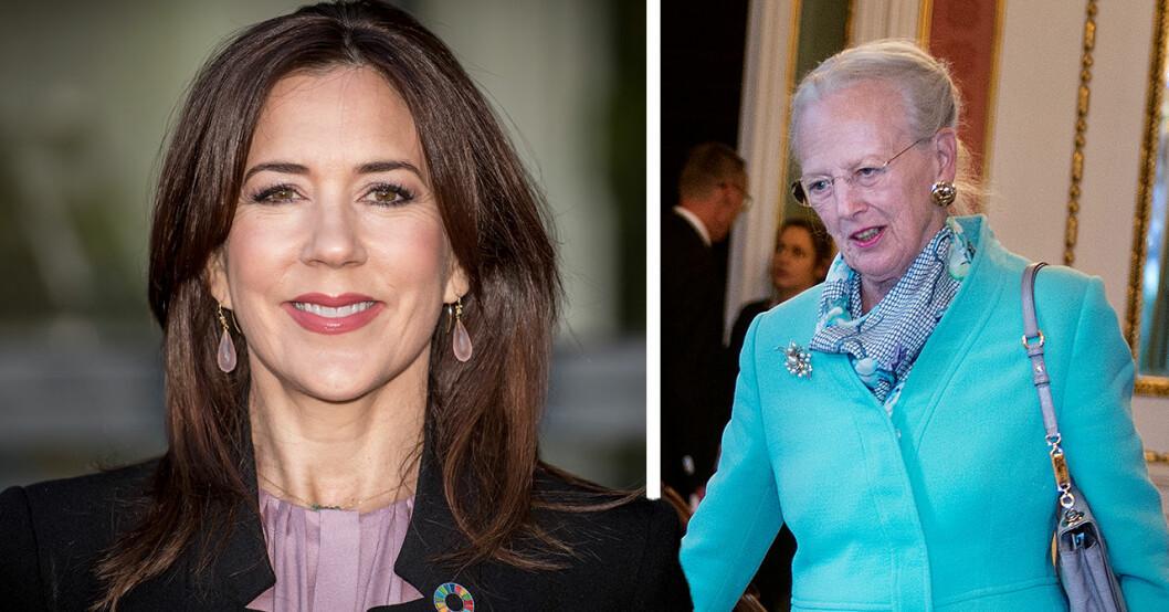 Kronprinsessan Mary tar plats som drottning – därför ersätter hon Margrethe