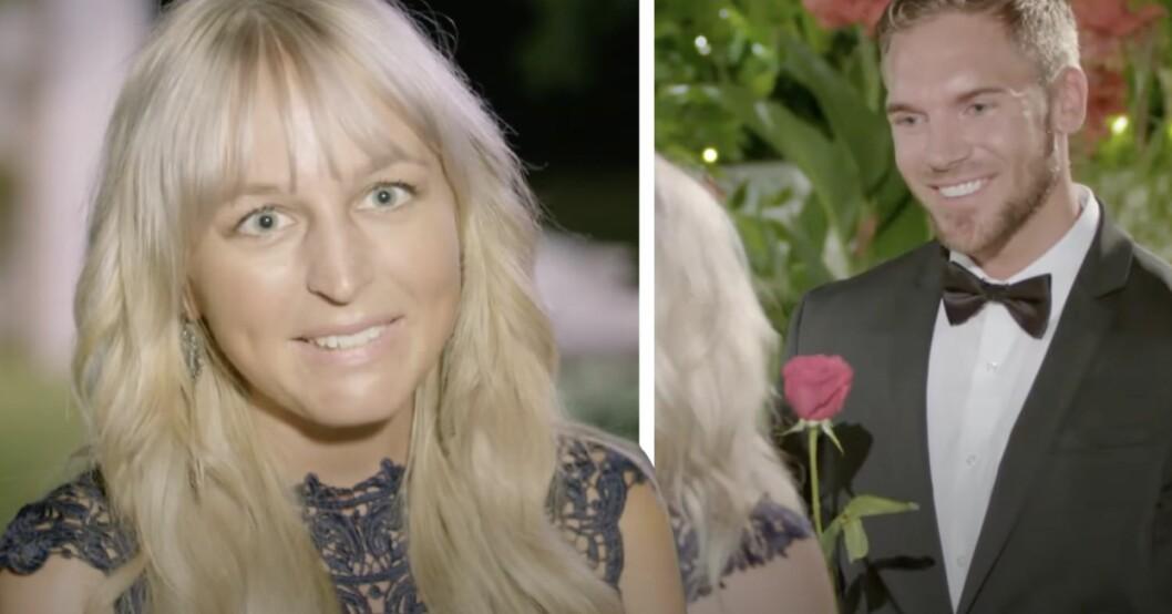 Matilda Lindblom var en av deltagarna i Bachelor 2018