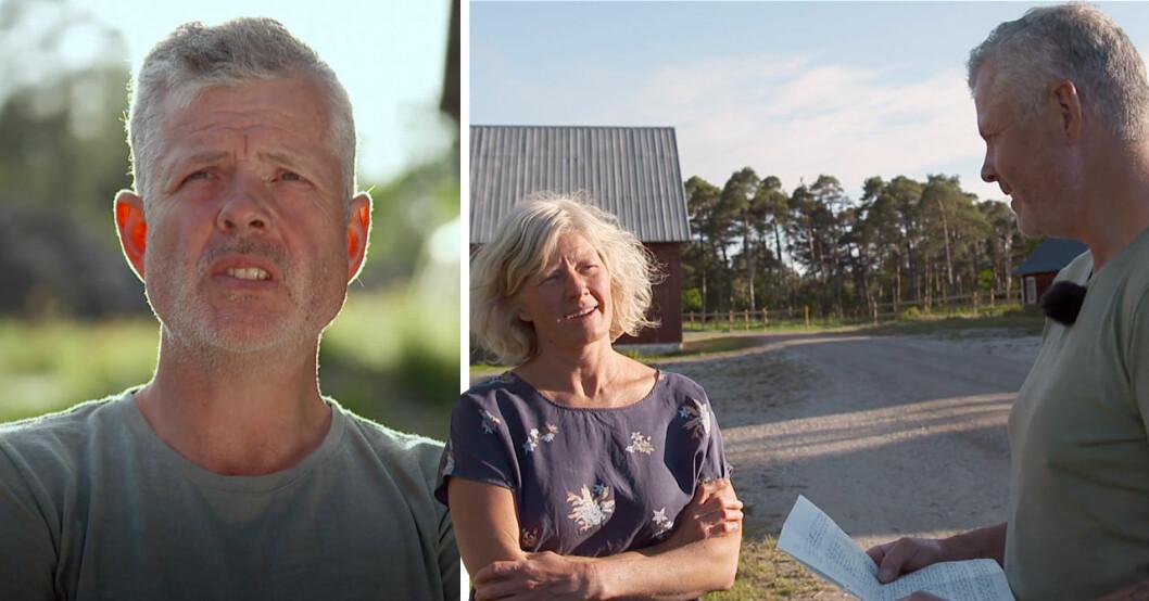 Mats Thomsson om jobbiga brevet från Karin