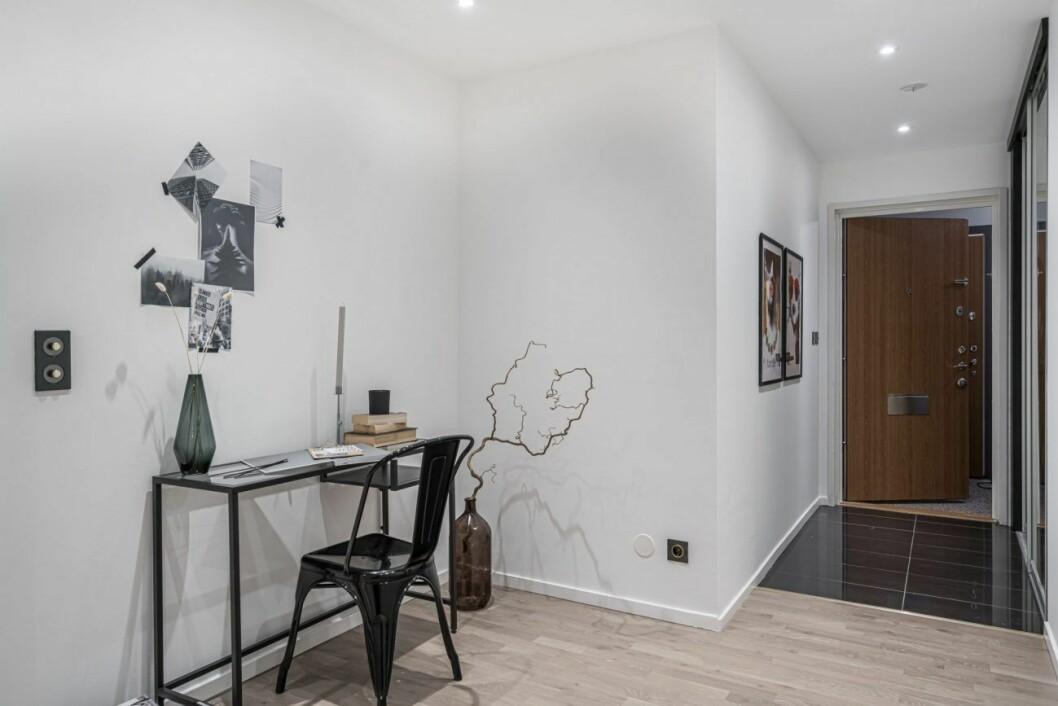 Samir Badrans lägenhet