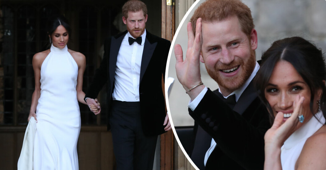 Nu kan Meghan Markles Stella McCartney-klänning som hon bar under bröllopet med prins Harry bli din.