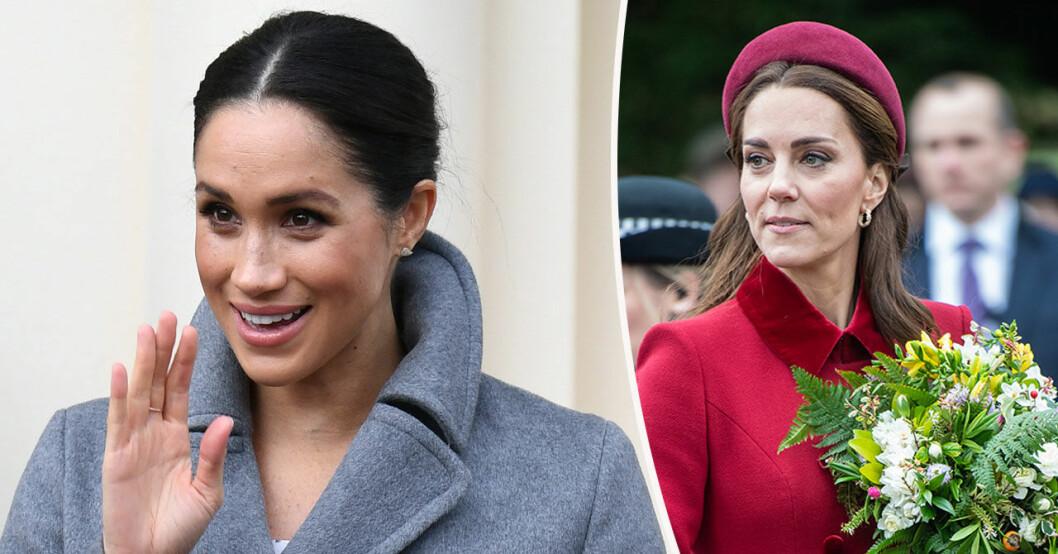 Meghan Markle föder inte på samma sjukhus som Kate Middleton.