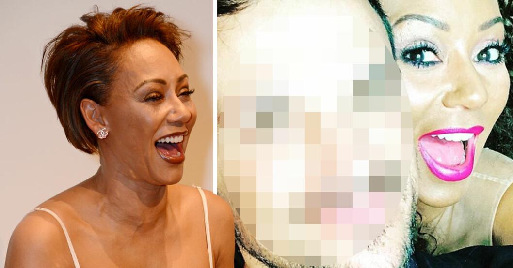 """Spice Girls-stjärnan Melanie """"Mel B"""" Brown avslöjar nu att hon hade en sexuell relation med artistkollegan Peter Andre under 90-talet."""