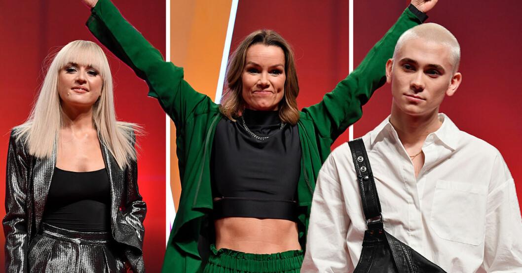 Här är alla deltagare i Melodifestivalen 2020