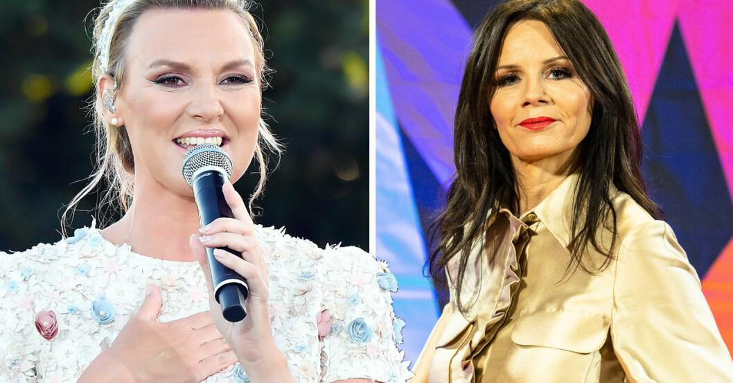 Melodifestivalen 2021: Därför tar Sanna Nielsen över Melodifestivalen