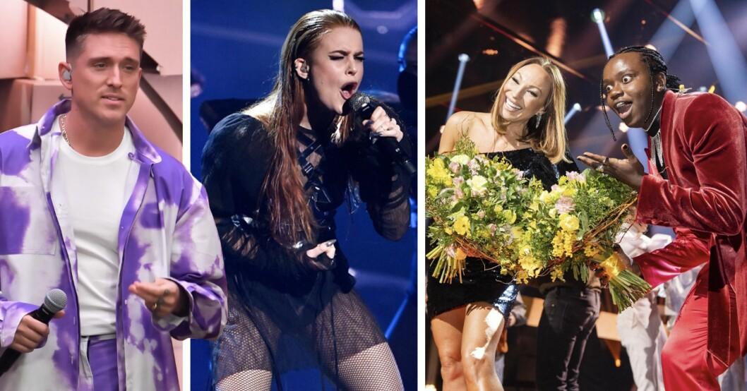 Melodifestivalen 2021 final