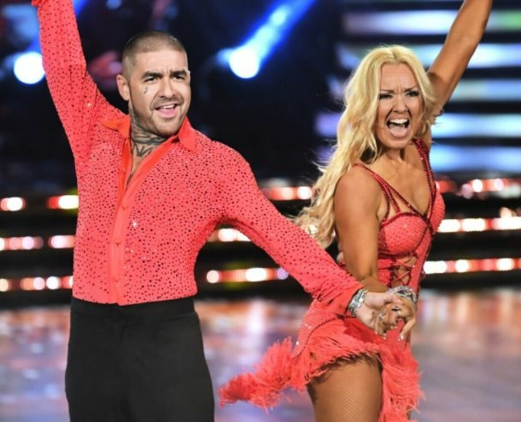 Mendez i Let's dance.
