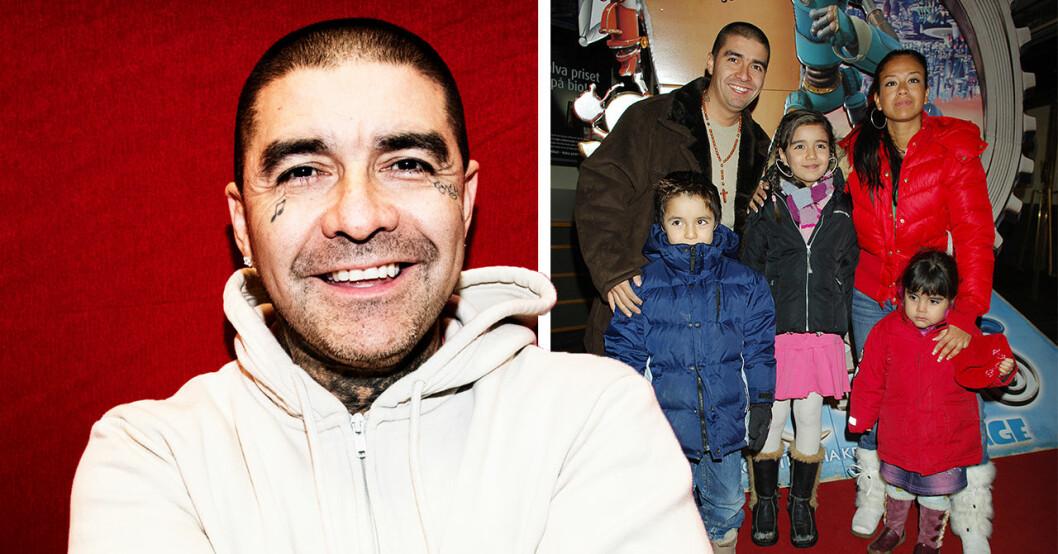 Méndez barn har vuxit upp – så ser Leo Junior och syskonen ut idag