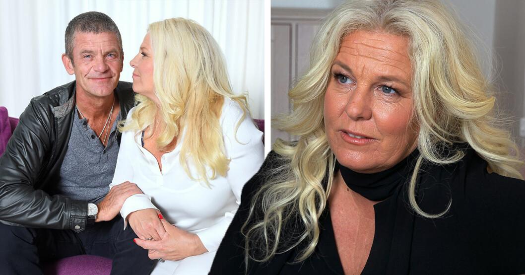 Mia Parneviks känslosamma ord om relationen till Jesper