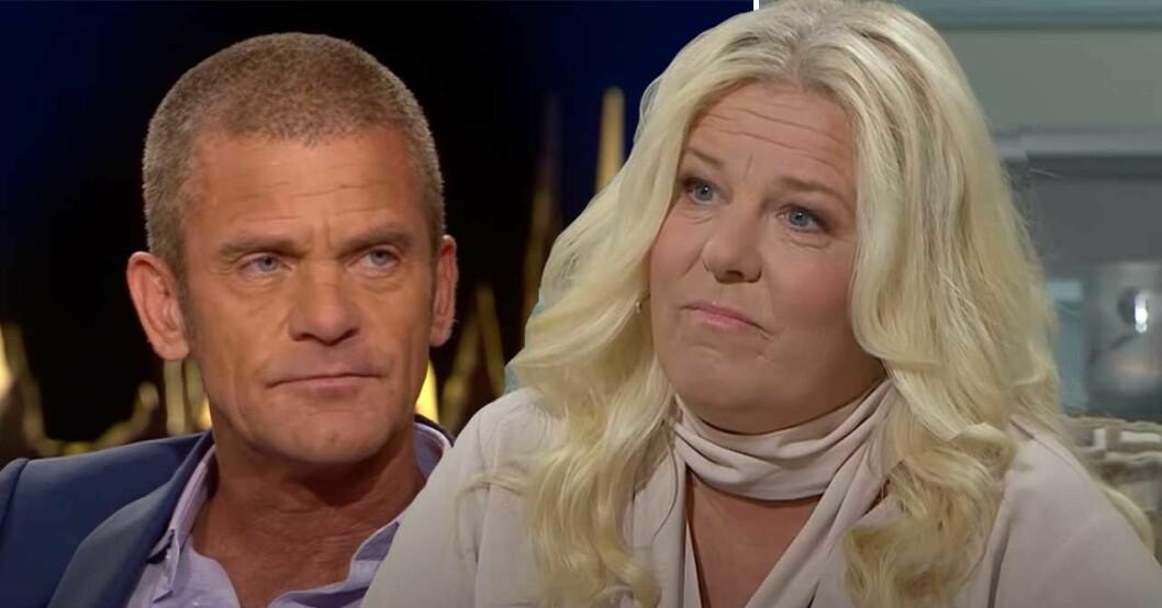 Mia och Jesper ParnevikS