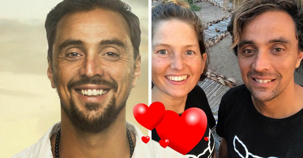 Bonde söker fru-Michel Olofsson och Linnéa Hjort.