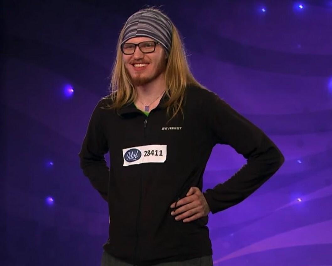 micke sundberg idol 2016