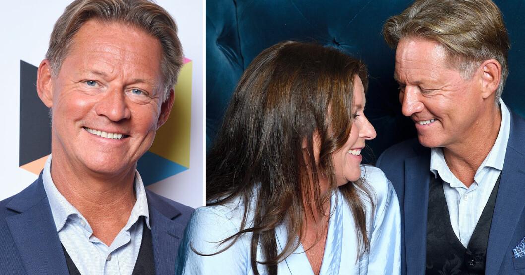 Mikeal Sandström och Lotta Engberg