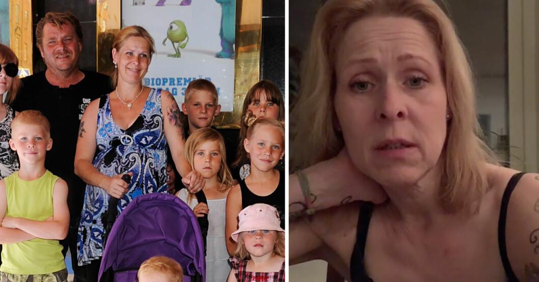 Mirka Norrströms skilsmässa