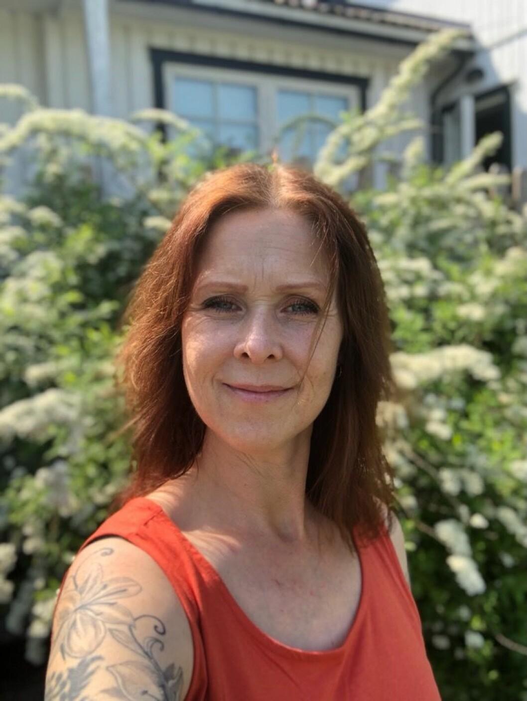 Mirka Norrström från Familjen annorlunda 2019