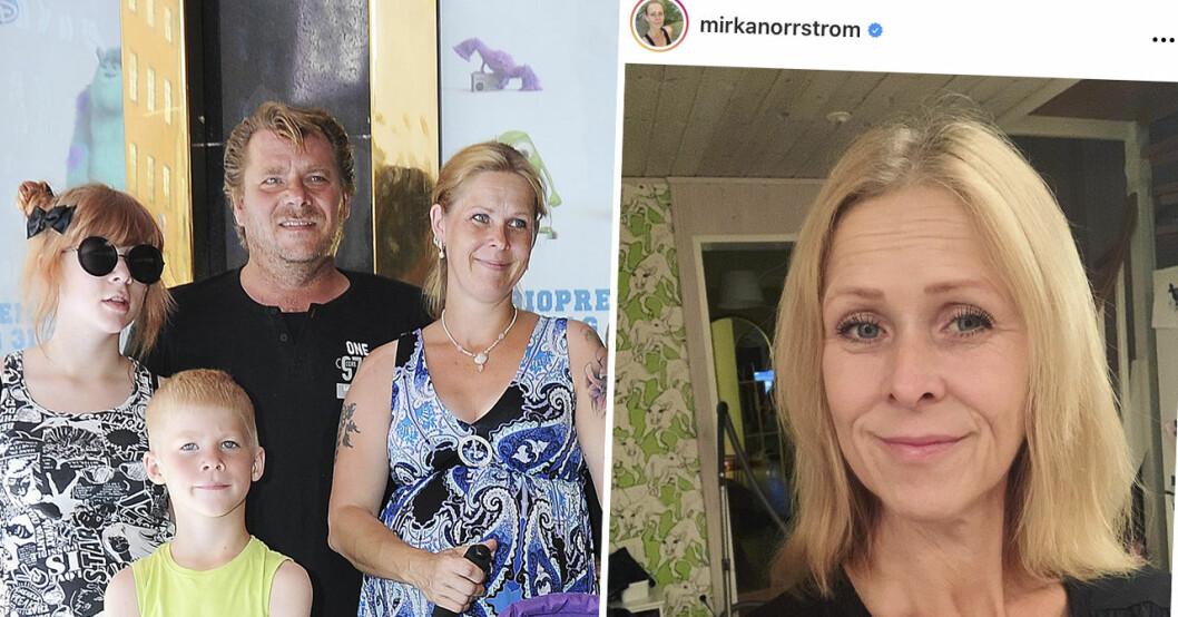 Mirka Norrström och Peter Norrström