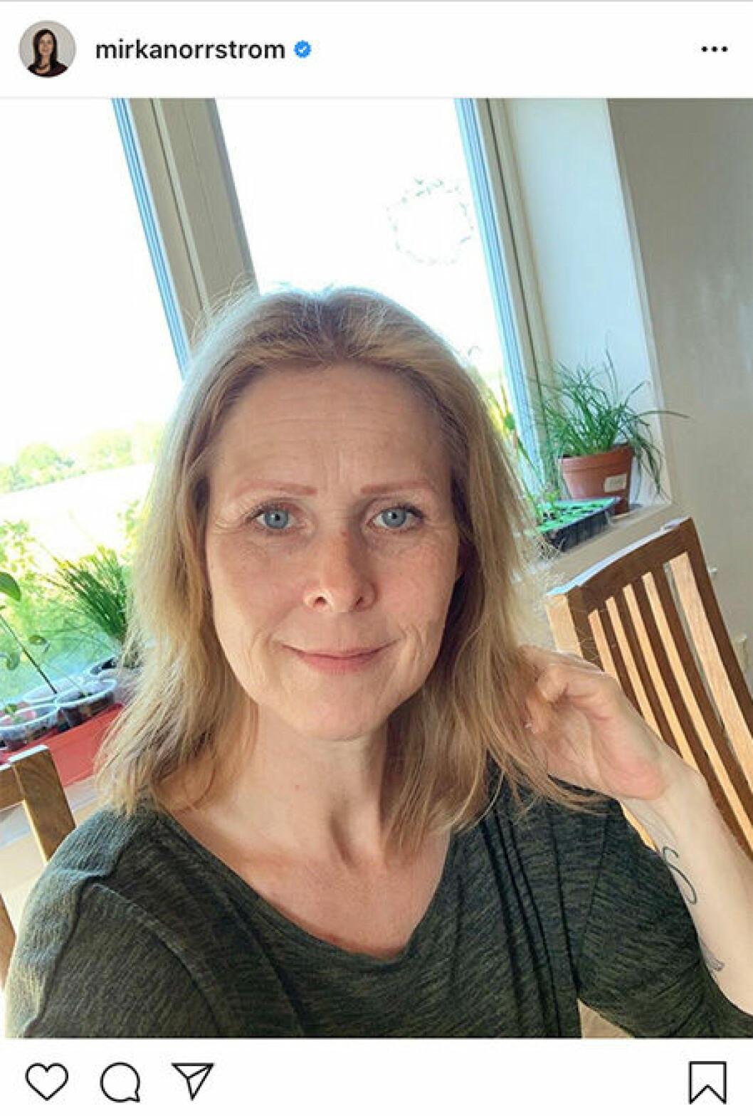 Mirka Norrström från Familjen annorlunda